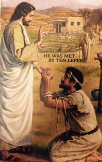 Even the Lepers Know of Jesus' Compassion